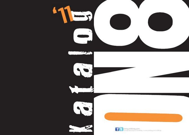 ON8 2011 Katalogu