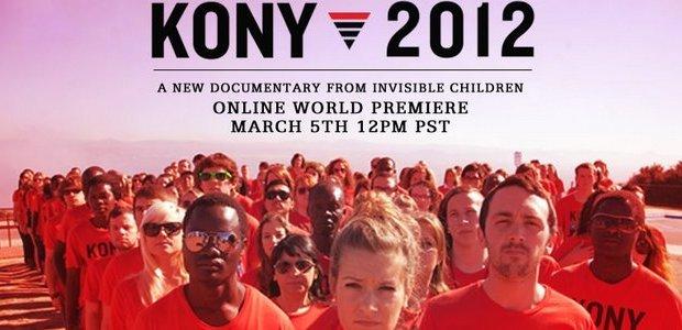 Görünmeyen interneti görmek: Bir KONY belgeseli