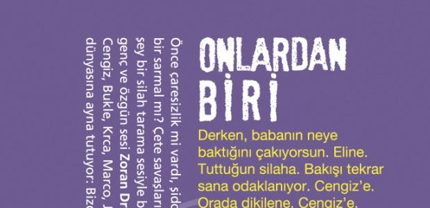 ON8'in yeni kitabı: Onlardan Biri
