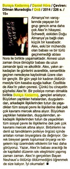 03.04.2014 Cumhuriyet Kitap