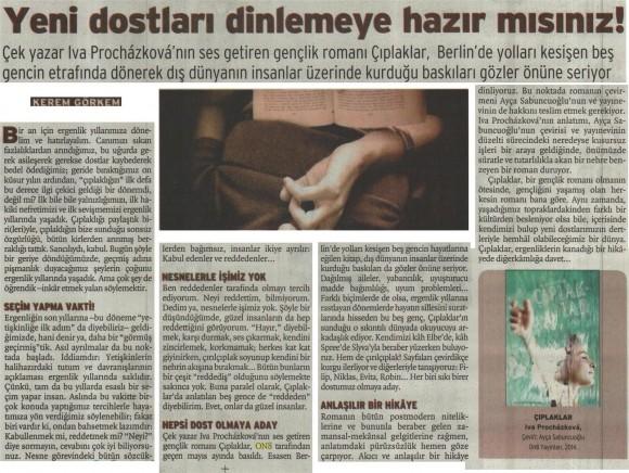 15.08.2014 ON8 - BirGün Gazetesi