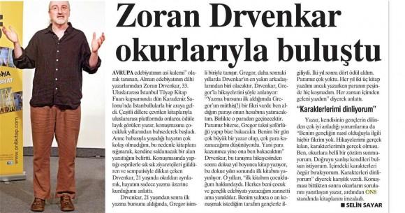 10.11.2014 Yurt Gazetesi 2