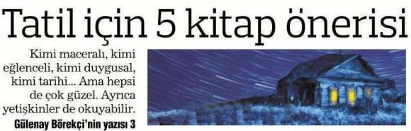 24.01.2014 HaberTürk Cumartesi 1A