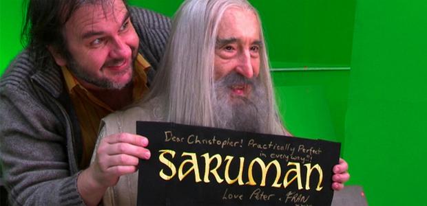 Selam sana, Saruman!