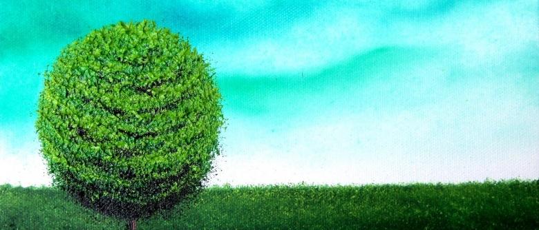 Yeşil, yeniden başlamanın rengidir.