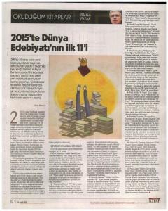 31.12.2015 ON8 - Cumhuriyet Kitap