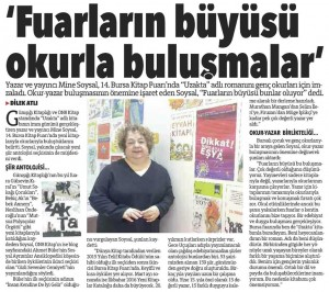 24.03.2016 Bursa Olay Gazetesi