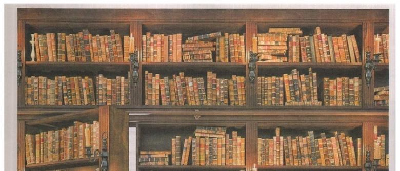 Yılların muhteşem satırları kütüphanesi