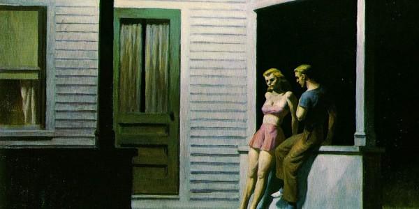 Hopper Summe Evening 1947