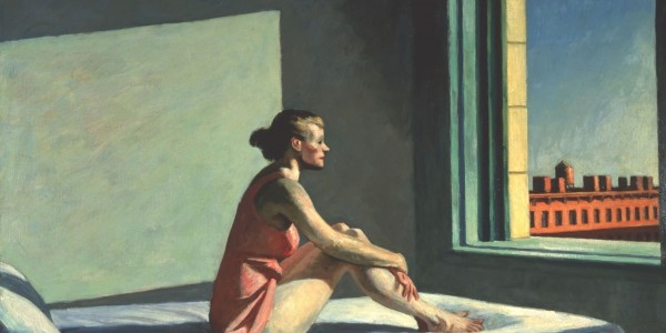 Boş Ev -Edward Hopper