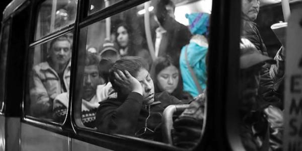 Bozuk Saat - Otobüs-SB