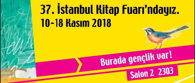 ON8, 37. İstanbul Kitap Fuarı'nda!